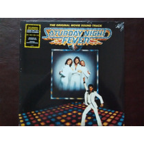 Bee Gees Saturday Night Fever Lp 2vinilos180grs. U.e.