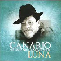 Canario Luna - Cd + Dvd - Aguantando El Mostrador. Nuevo
