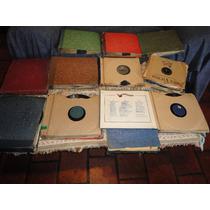 Coleccion De 140 Discos De Pasta Consulte, Lea El Detalle