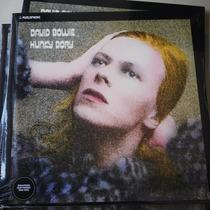 David Bowie Hunky Dory Lp Vinilo Sellado Nuevo Uk 180g. 2016