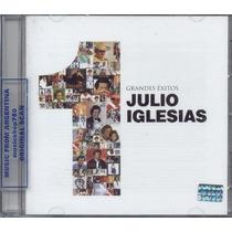 Julio Iglesias 1 Grandes Exitos ( Cd + Dvd )