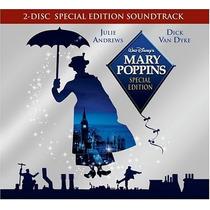 Cd Mary Poppins / Banda Sonora / Special Edition 2 Discos