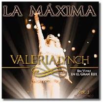 Valeria Lynch La Maxima En Vivo Gran Rex Volumen 2