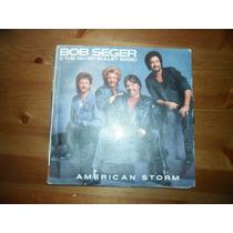 Bob Seger - American Storm - Vinilo 7 Pulgadas Importado