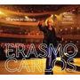 Erasmo Carlos Cd Y Dvd: 50 Años De Estrada ( Argentina )