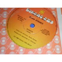 Soda Stereo Cerati Simple Difusion Signos Profugos Impecable