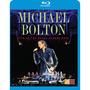 Michael Bolton Live At The Royal Albert Hall Blueray