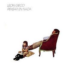Cd Leon Gieco-pensar En Nada-original-1994