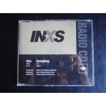Inxs Everything Cd Single Importado