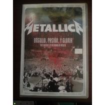 Metallica - Orgullo, Pasion Y Gloria - Dvd