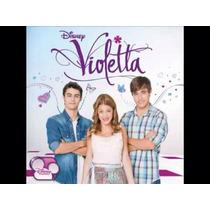 Cd Violeta Original Nuevo (caja Sellada)