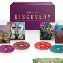 Pink Floyd Discovery Box Set 14 Albums 16 Cds + Libro Nuevo