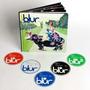 Blur Parklive Edicion De Lujo 4 Cds Mas Un Dvd Nuevo Sellado
