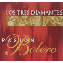 Los Tres Diamantes Cd Grandes Exitos Boleros De Coleccion