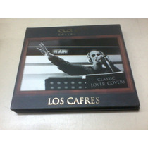 Cd + Dvd Los Cafres Classic Lover Covers 2009 La Plata Col