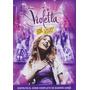 Violetta En Vivo (2013) Dvd Original Disney