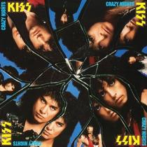 Kiss Crazy Nights Lp Vinilo Imp.nuevo Cerrado Origi.en Stock