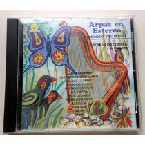 Cd - Arpas En Estereo - Paraguay Y Su Música