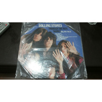 Vinilo Usa Octogonal The Rolling Stones Through The Past