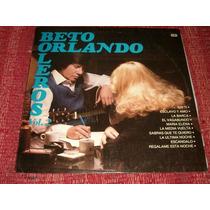 Disco De Beto Orlando - Boleros Vol. 2 Lp Nuevo