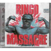 Massacre Ringo ( Cd ) Zona Sur
