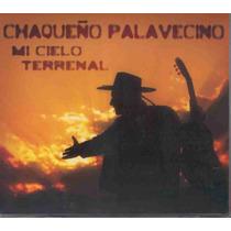 Chaqueño Palavecino Mi Cielo Terrenal (cd) Zona Sur