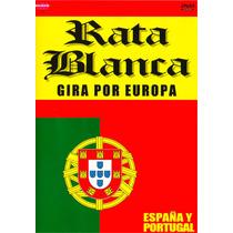 Rata Blanca Gira Por Europa (dvd)