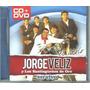 Jorge Veliz & Los Santiagueños De Oro (cd+dvd) Zona Sur