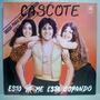Lp - Cascote - Esto Ya Me Esta Copando - Promo - Excelente
