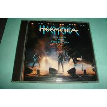 Hermetica - En Vivo 1993 Argentina - Cd. - Edicion Nacional
