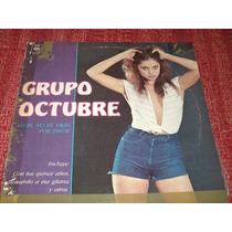 Disco De Grupo Octubre - Amor , No Te Vayas Por Favor
