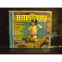 Testosterona Cd Rammstein Brujeria Molotov Animal Biohazard