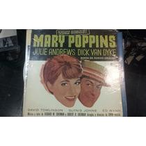 Disco Vinilo Film Banda Mary Poppins Richard M. ¬ La Plata