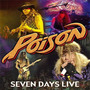 Poison - Seven Days Live: At Hammersmith Apollo 1993 (2cd) J