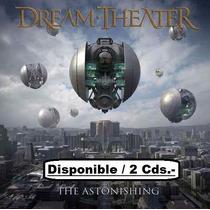 2 Cds Dream Theater - The Astonishing. Nuevo / Original.-
