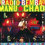 Manu Chao Baionarena (3 Lp Vinilos + 2 Cd) Mano Negra Import