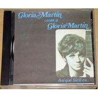 Gloria Martin Asi Que Facil Es Cd Bajado De Lp