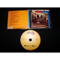 Alma Y Vida Sus Mas Grandes Exitos 1999 Argentina Cd Nm+