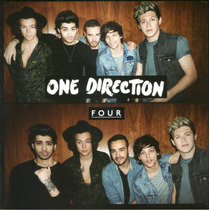 One Direction Four Disponible A La Venta El 21/11/14