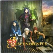 Cd Descendientes Banda De Sonido Disney Nuevo / Cerrado