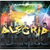Grupo Alegria Iluminados Cd 2014