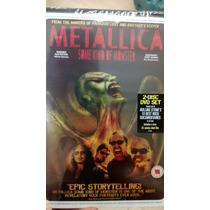 Dvd Metallica Some Kind Of Monster Nuevo/ Original/ Cerrad