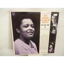 Billie Holiday Story Vol 1 Vinilo Doble Americano Mono