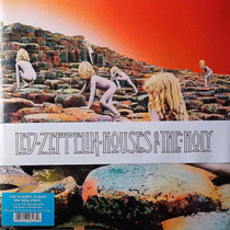 Led Zeppelin - Houses Of The Holy - Vinilo 180 Grs. - Nuevo