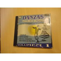 Danzas Folkloricas Argentinas Vol1-completo 2 Volumenes