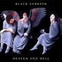 Cd Black Sabbath - Heaven And Hell ( Visitá Mi Eshop )