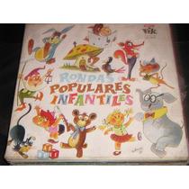 Rondas Populares Infantiles. -vinilo .