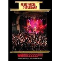 Resistencia Suburbana Worrrsssss Dvd