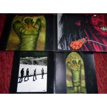 Metallica St. Anger Cd + Dvd Ed.nacional Digipack Impecable!
