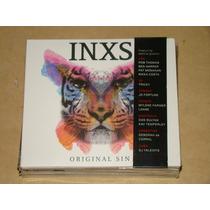 Inxs Original Sin Cd Nuevo Sellado